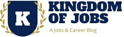 logo kingdomofjobs.com