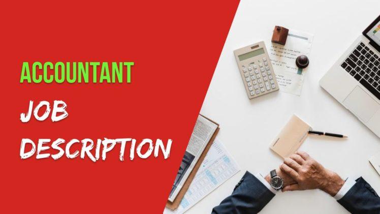 accountant job description
