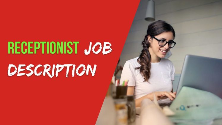 Receptionist Job Description