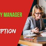 Property Manager Job Description