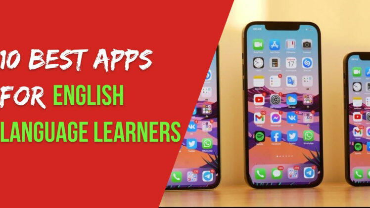 best mobile apps for learning English language